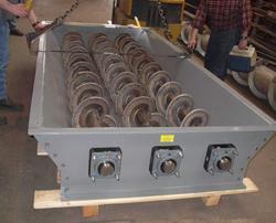 Stainless Steel Screw Conveyor | Sectional Flights
